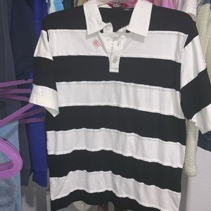 Mens collared shirt LARGE tagged for exposure